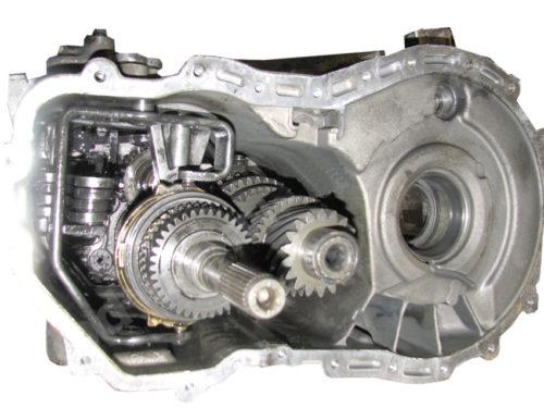 Фото ремонта МКПП VW Passat