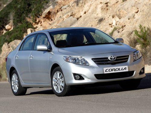Фото Toyota Corolla