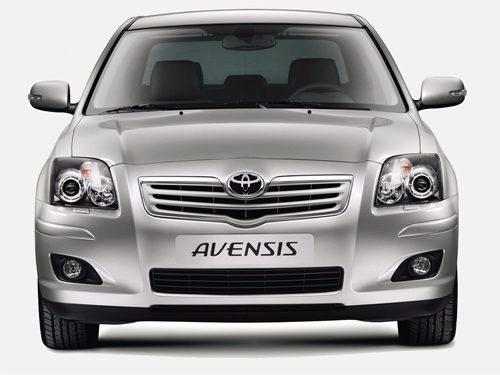 Фото замены сцепления Toyota Avensis