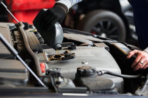 Фото ремонта МКПП Honda Accord