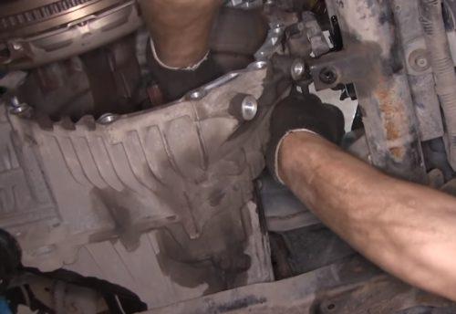 Фото ремонта МКПП Hyundai Porter