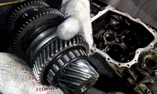 Фото замены МКПП Volkswagen