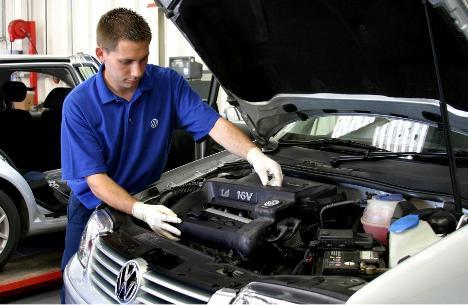 Фото замены сцепления Volkswagen Amarok