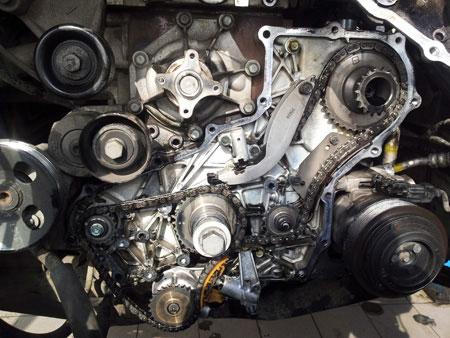 Фото замены сцепления Hyundai Porter
