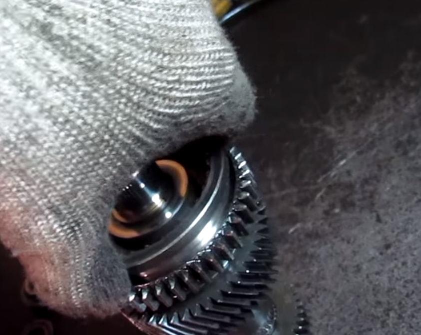 Ремонт МКПП Chevrolet Astro