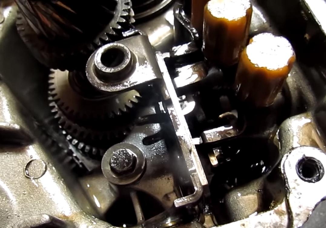 фото ремонта мкпп Opel Cascada