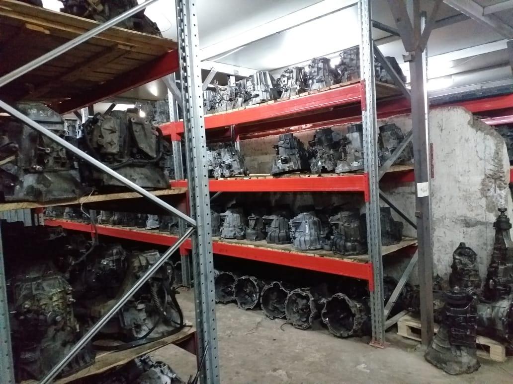 фото со склада МКПП
